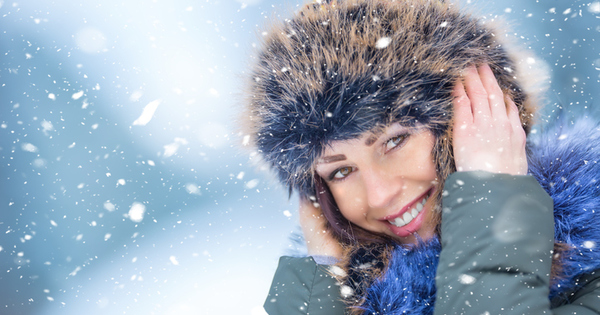 Снимка: Правилната грижа за суха кожа на лицето през зимата