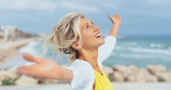 Снимка: Тест разкрива доколко се радвате на живота