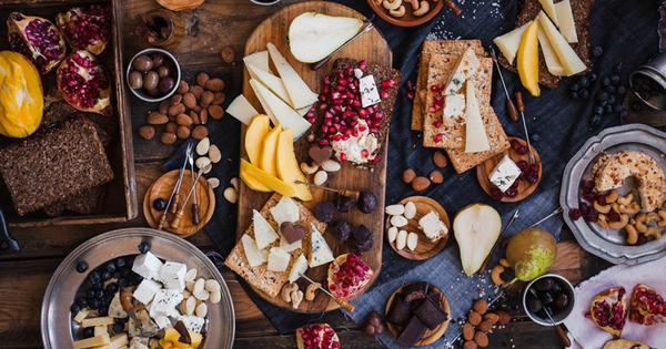 Как се справяте с празничното хапване? Много е лесно да