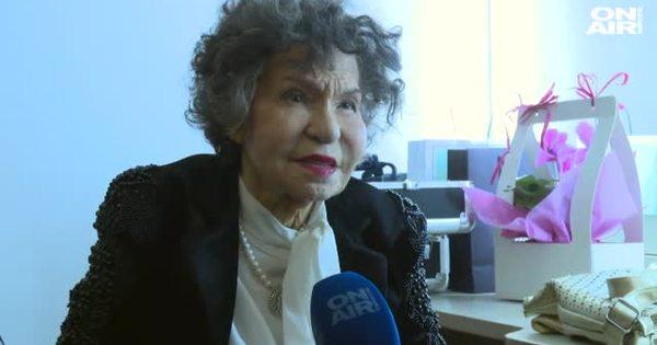Голямата актриса Стоянка Мутафова почина на 97-годишна възраст. Поклонението ще