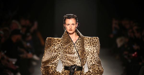 Седмицата на модата в Лондон бе поредното модно събитие, което