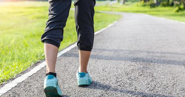 Ходенето е най-естественото движение, което човешкото тяло може да прави.