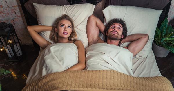 Сексът е много важен за връзката. Той е също толкова