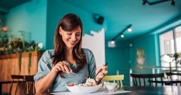 Ако се храните правилно, изразходвате енергия чрез физическа активност и