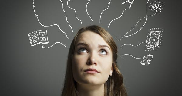 Нашият мозък не спира да работи. Замислете се само колко