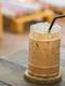 Шейк с кафе и чиа
