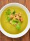 Лека крем супа с грах, морков и лук