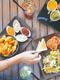 Храни и напитки, които развалят настроението