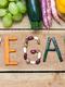 Растителни храни, богати на протеини (галерия)