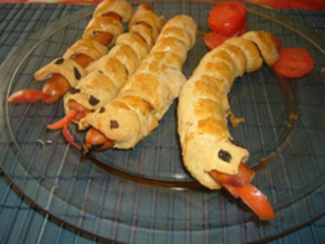 Змии и мумии за Хелоуин