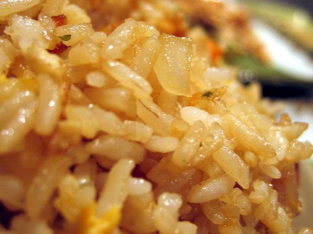 Ориз с праз и гъби