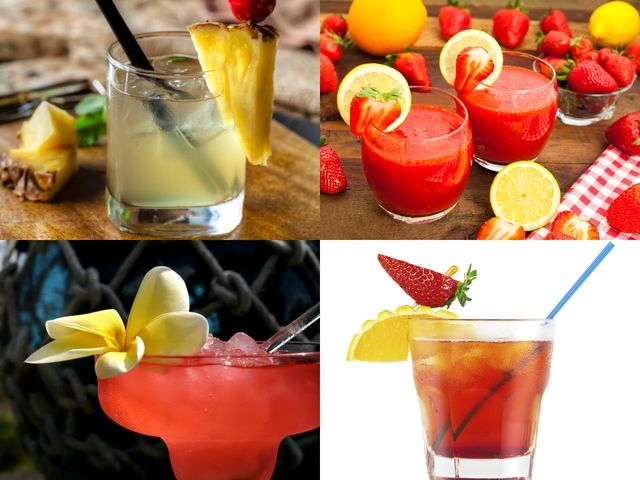 9 рецепти за домашни летни коктейли