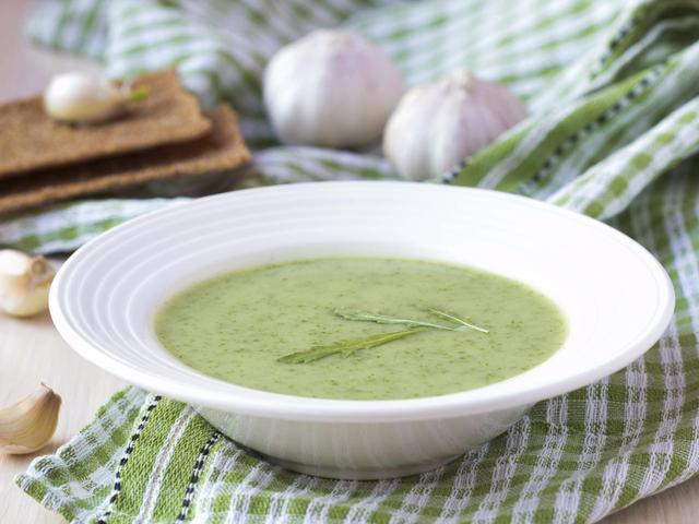 Крем супа от броколи със сирене