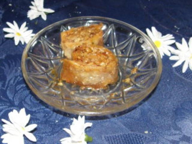 Домашна лесна баклава
