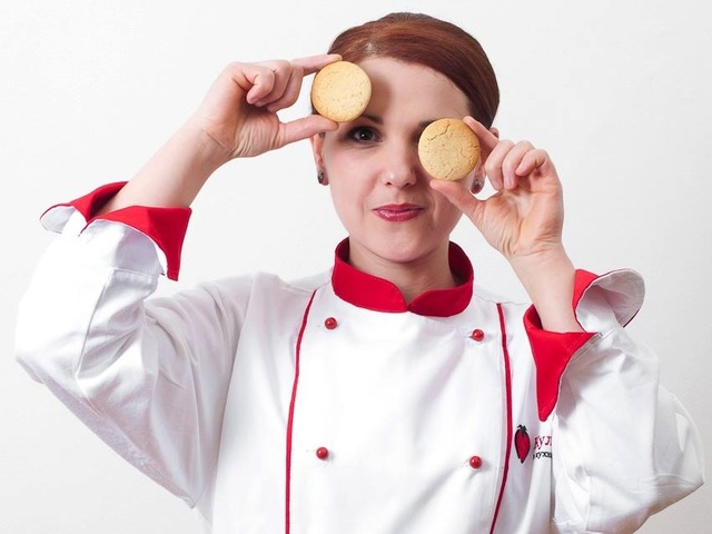 Йоана Петрова. Снимка: Facebook Кулинарно – в кухнята с Йоана