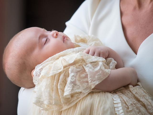 Принц Луи Артър Чарлз. Снимка: Reuters