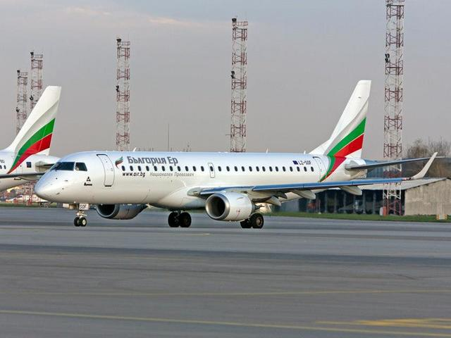 Снимка: Bulgaria Air