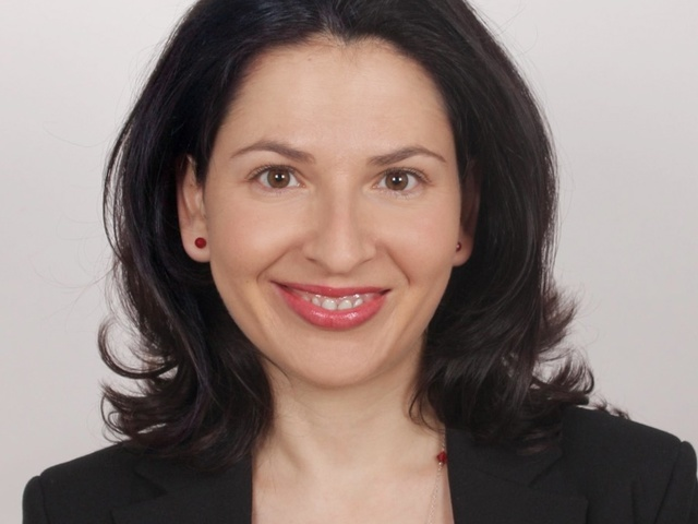 Ева Кулева. Снимка: личен архив