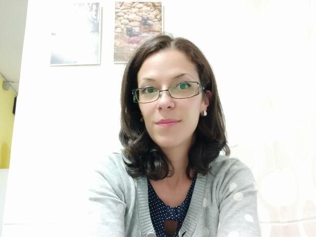Венета Григорова. Снимка: личен архив