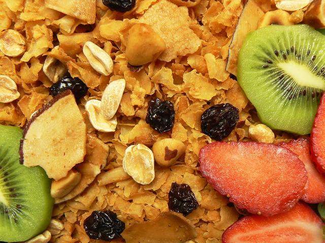 Варено жито като мюсли – 4 варианта