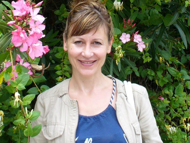 Вержиния Костова. Снимка: личен архив