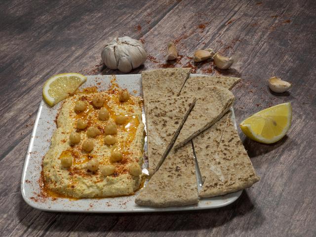 Диетичен хляб с ленено семе и лук