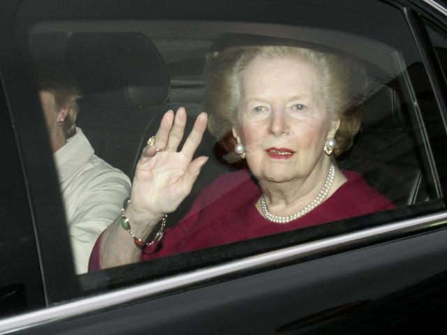 Маргарет Тачър. Снимка: Reuters