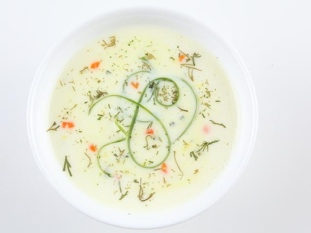 Супа от праз лук