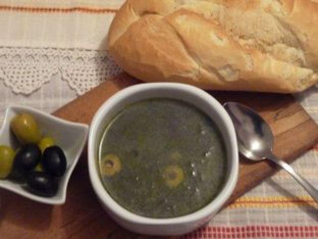 Супа с маслини