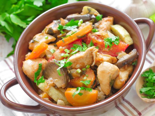 Пиле по ловджийски