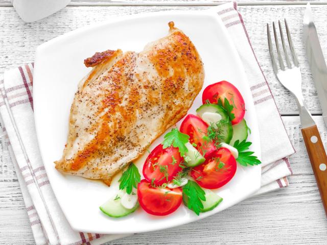 Здравословно пилешко с мед