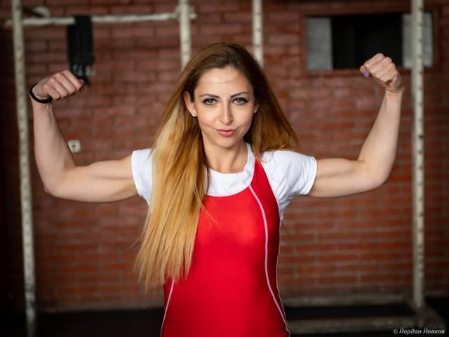 Жасмина Гевезиева. Снимка: Йордан Йовков