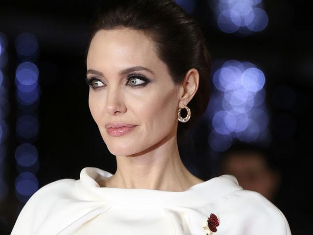Анджелина Джоли. Снимка: Reuters