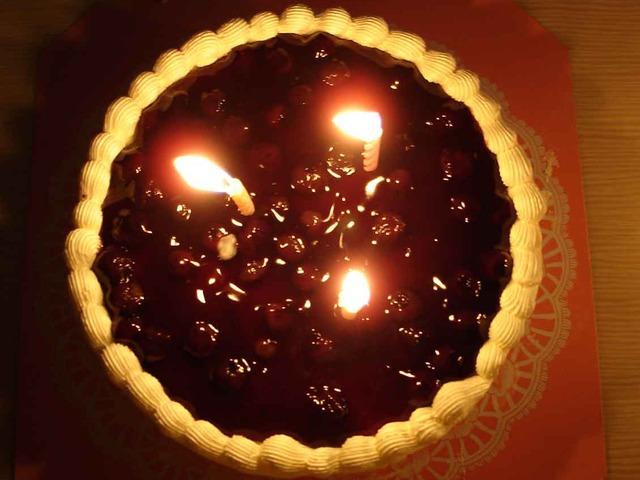 Торта с бадеми