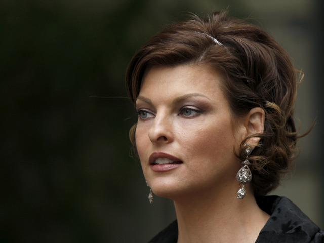 Линда Еванджелиста. Снимка: Reuters