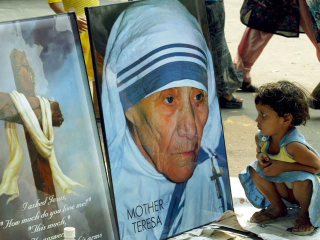 майка Тереза. снимка: Reuters