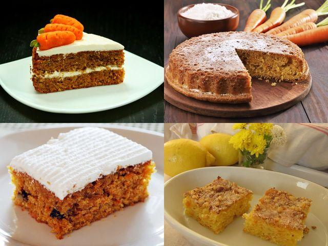 7 рецепти за десерти с моркови
