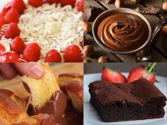 20 прекрасни рецепти с шоколад