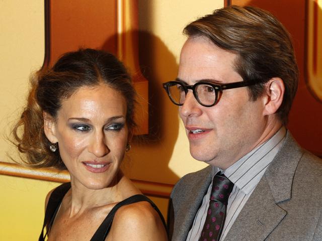 Сара Джесика Паркър и Матю Бродерик са семейство от 20 години. Снимка: Reuters