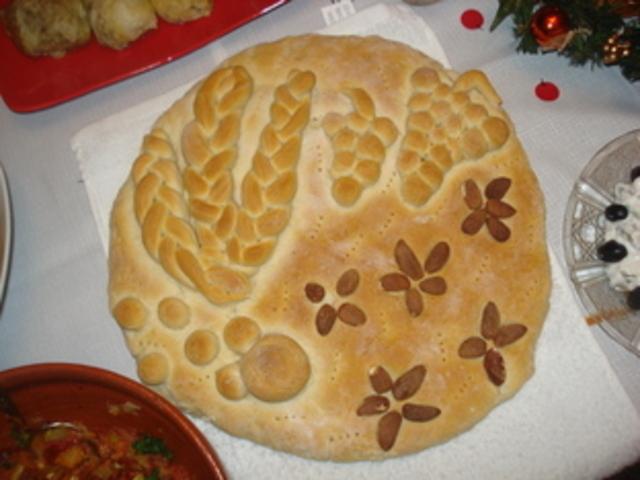 Рецепти за питка за Бъдни вечер и Коледа