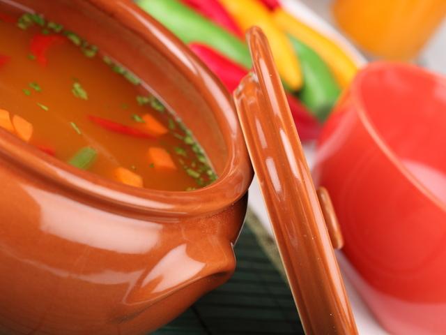 Турска пилешка супа