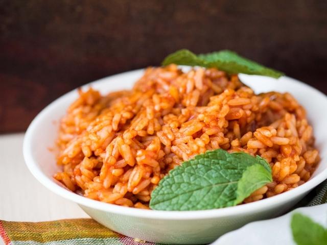 Мексикански пържен ориз