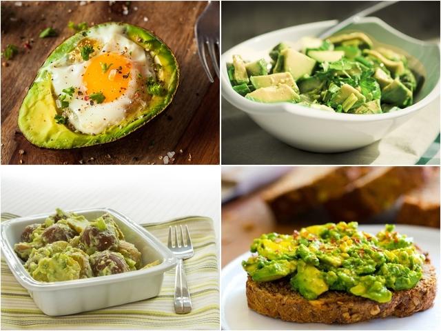 10 фантастични рецепти с авокадо