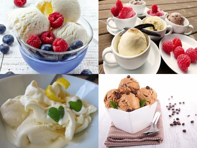 Разнообразни рецепти за домашен сладолед