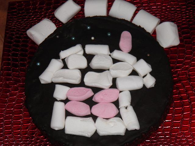 Коледен сладкиш без брашно