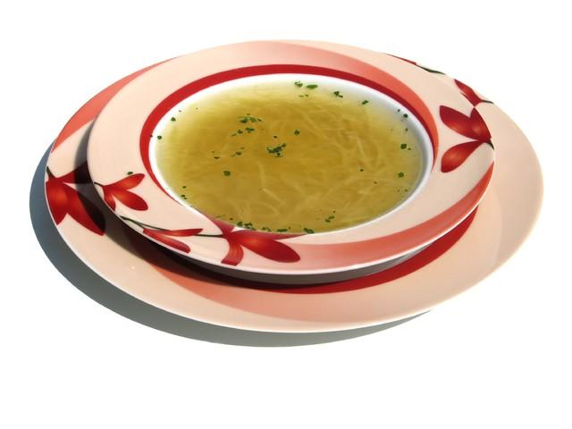 Класическа супа борш