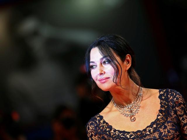 Моника Белучи. Снимка: Reuters