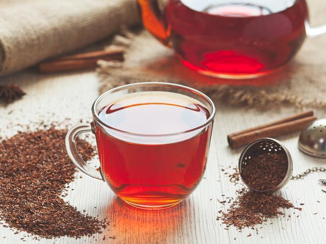 Чай от ройбос; снимка: istock