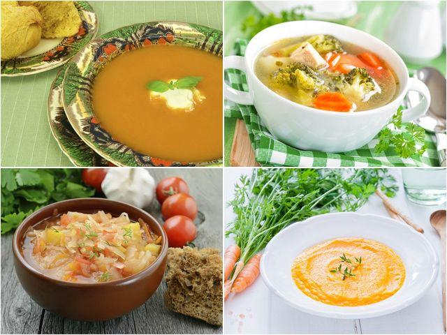 Сезонни рецепти за супа с есенни зеленчуци