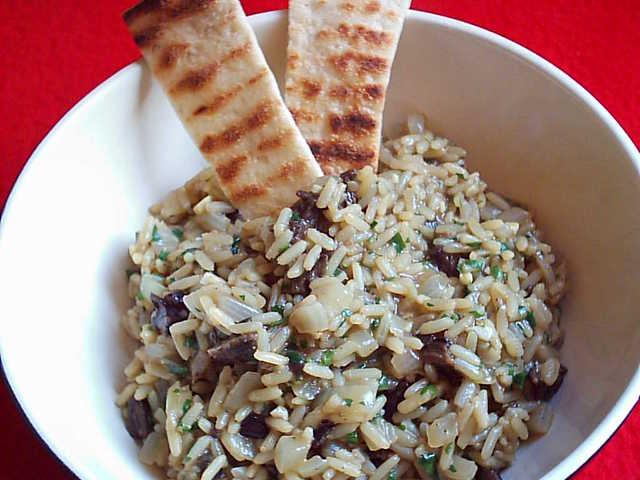 Миди с ориз